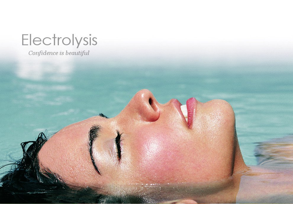 Electrolysis is permanent removal of unwanted facial hair